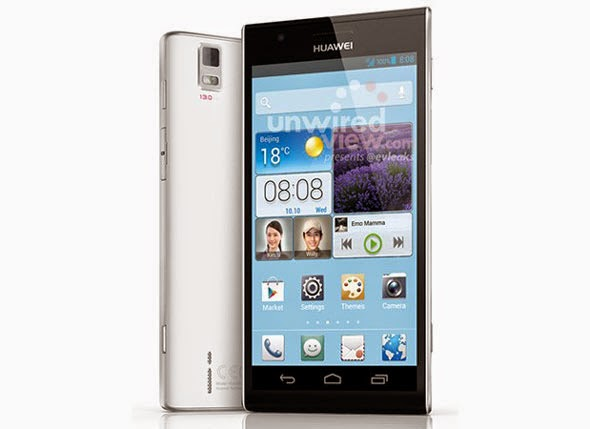 Huawei Ascend P2, Smartphone Android Quad Core