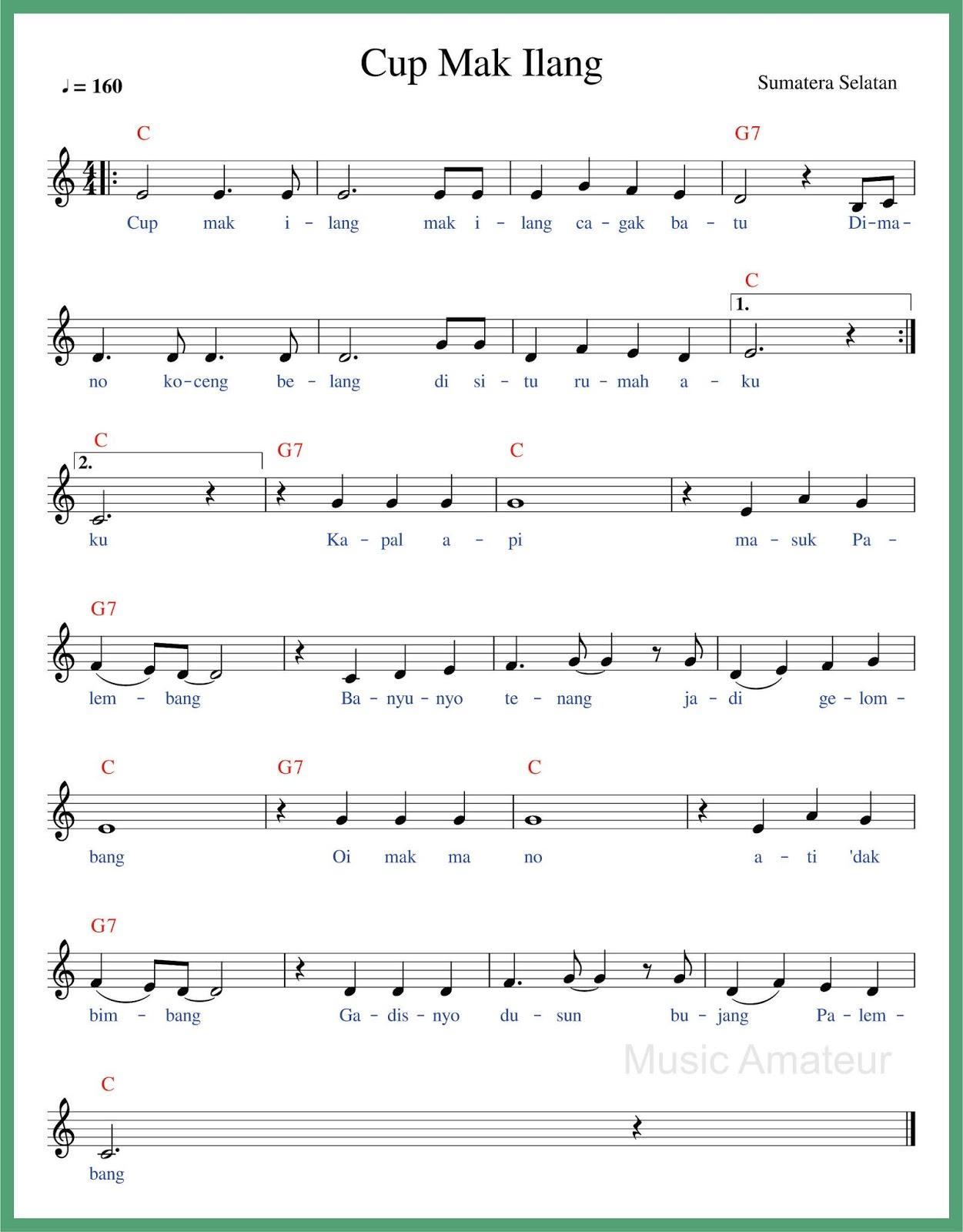 Lagu Daerah Lahat Sumatera Selatan : daerah, lahat, sumatera, selatan, Daerah, Sumatera, Selatan