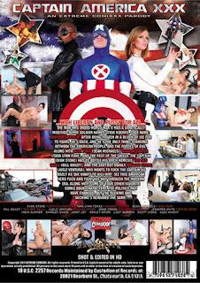 captain america parody xxx 2014