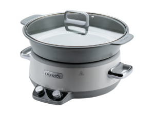 Vas de gatit ceramic Slow Cooker 6l