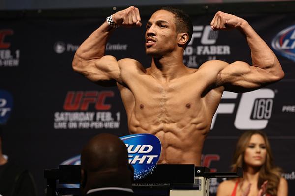Kevin Lee UFC