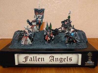 40k Fallen Angels Army