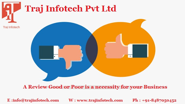 Review for Business - Traj Infotech