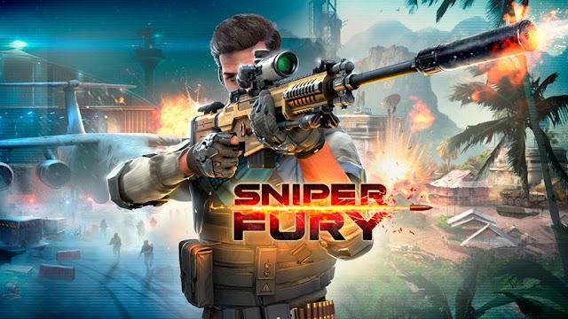 Download Sniper Fury Mod Apk Game