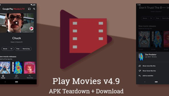 Google Play Movies Free Download on Android App