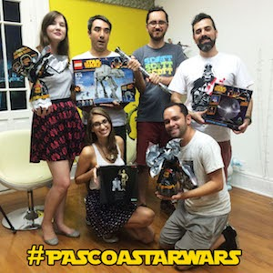 "Concurso Cultural   ""Star Wars na Páscoa"" - Omelete"