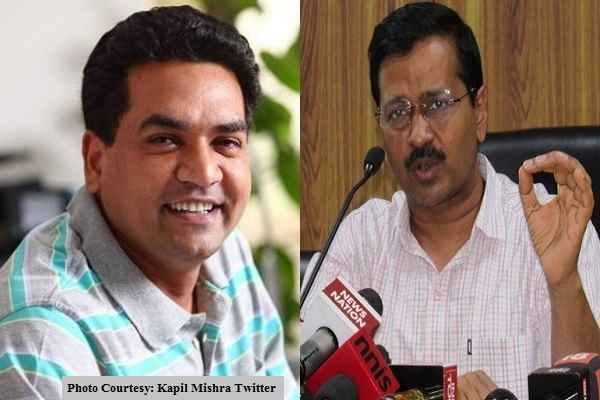 kapil-mishra-told-ghunghru-seth-kejriwal-put-tipu-sultan-photo-delhi-assembly
