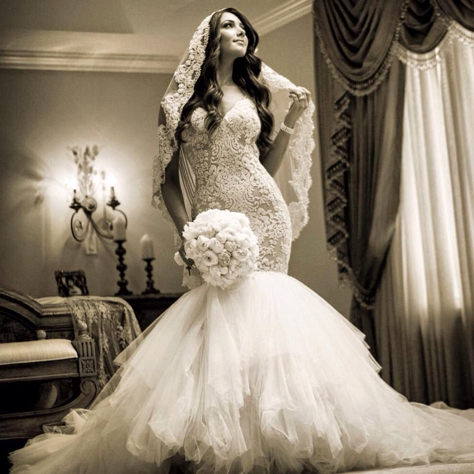 New Bridal Wear Gowns For Western Brides By Galia Lahav
