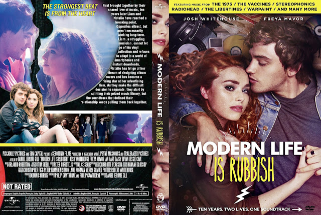 Modern Life Is Rubbish DVD Cover