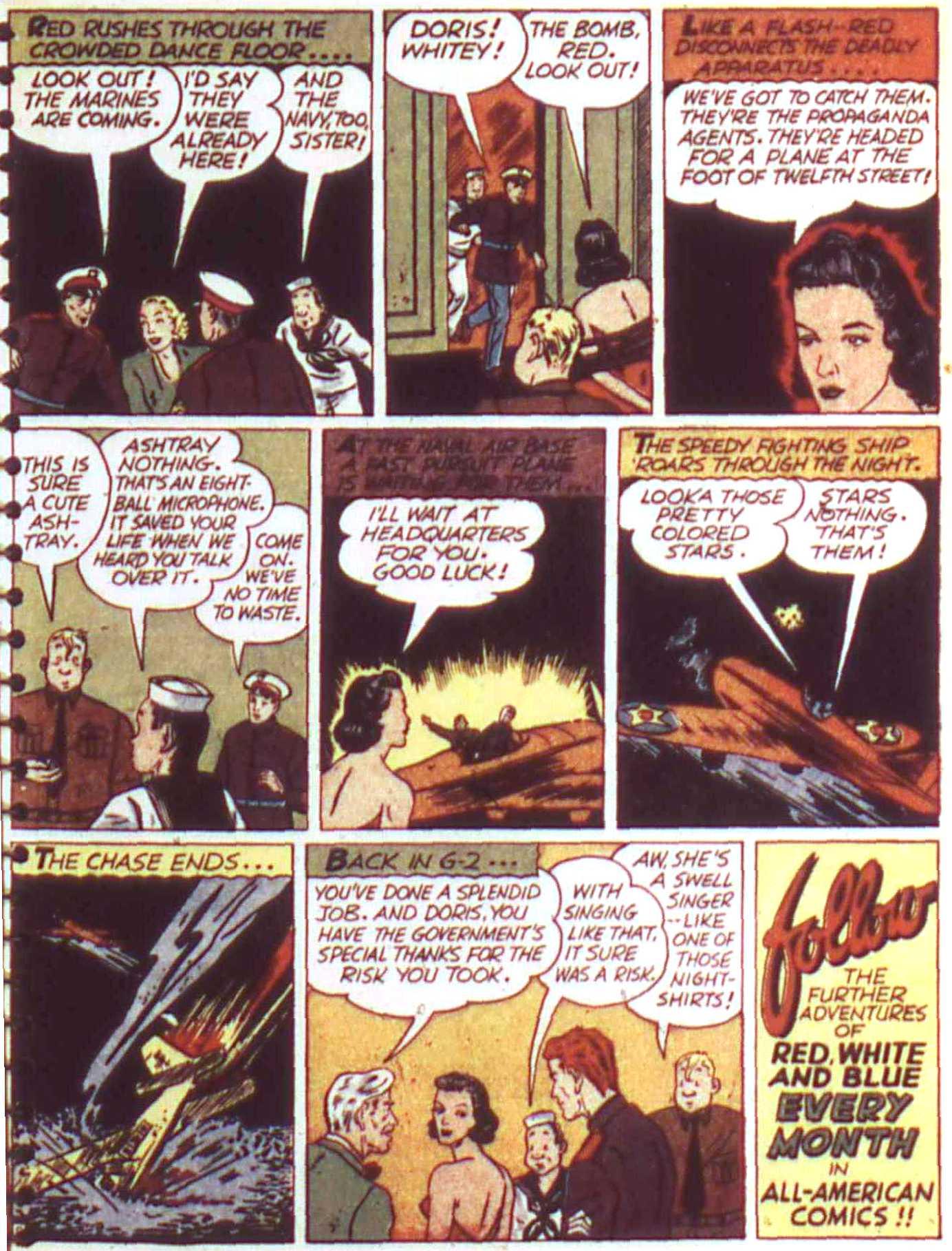 Read online All-American Comics (1939) comic -  Issue #17 - 65
