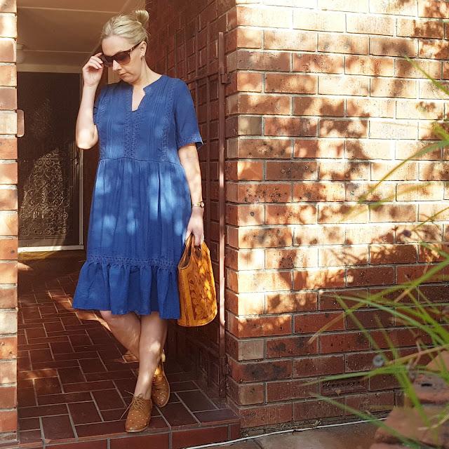 crossroads dress | Almost Posh
