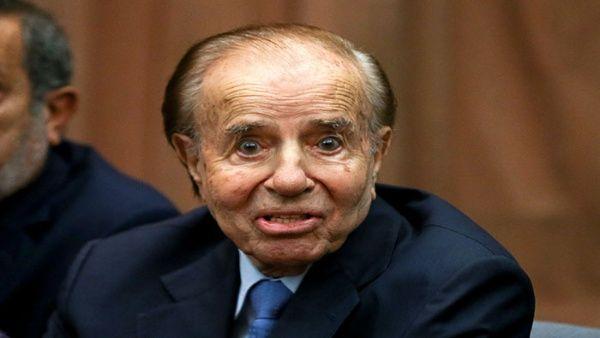 Causa AMIA: Absuelven al expresidente Menem en Argentina