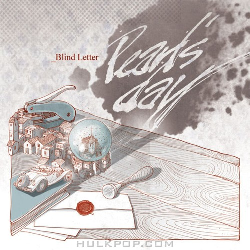 Pearl's Day – Blind Letter – EP