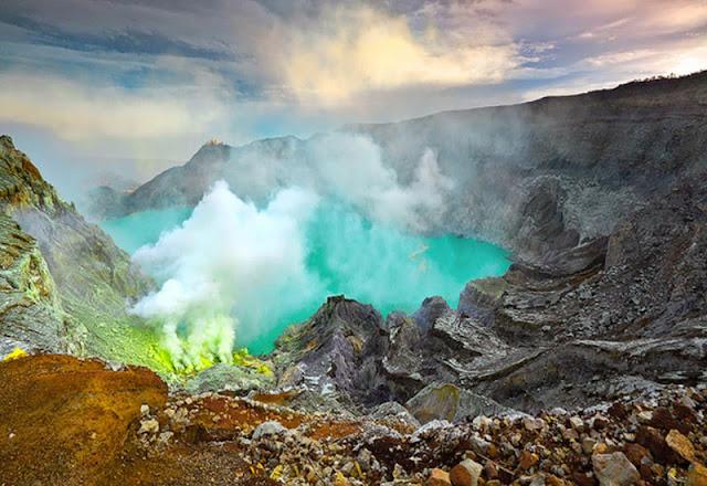10 Gunung Tertinggi di Jawa Timur