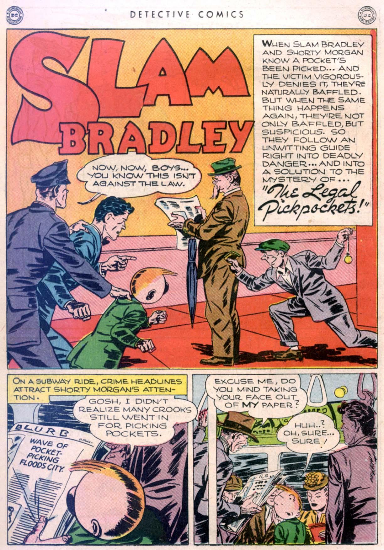 Read online Detective Comics (1937) comic -  Issue #106 - 20