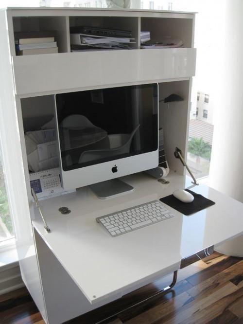 organizza il tuo home office arredamento facile. Black Bedroom Furniture Sets. Home Design Ideas