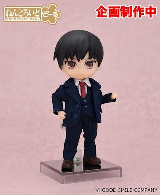 Nendoroid Doll Nendoroid Doll Outfit Set (Suit 01)