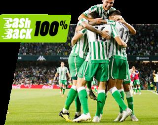 VivelaSuerte promocion europa league Betis vs Milan 8 noviembre