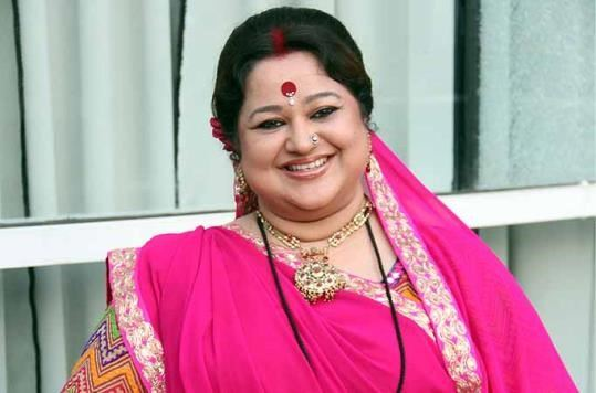 supriya shukla weight