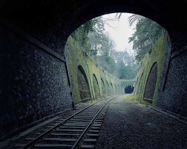 طريق مهجور للسكك الحديدية منذ 160 عاما-باريس