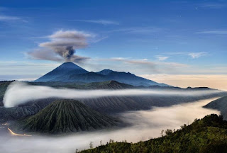 Gunung Bromo Jatim
