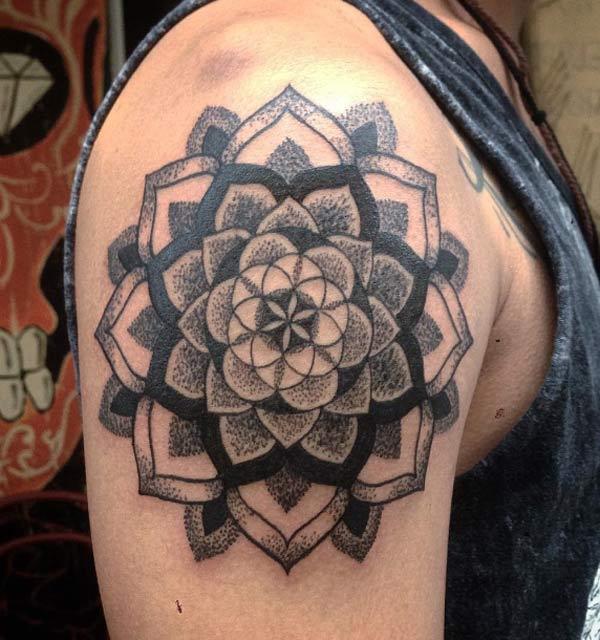 Tattoos Design Ideas 25 Best Creative Mandala Tattoo Design Ideas