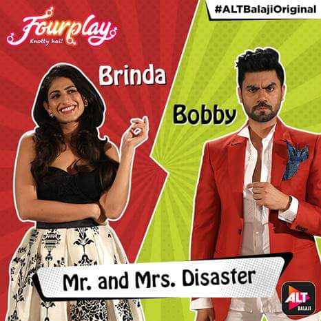 'Fourplay' New Web Series on Alt Balaji Platform Plot Wiki,Cast,Image,YouTube