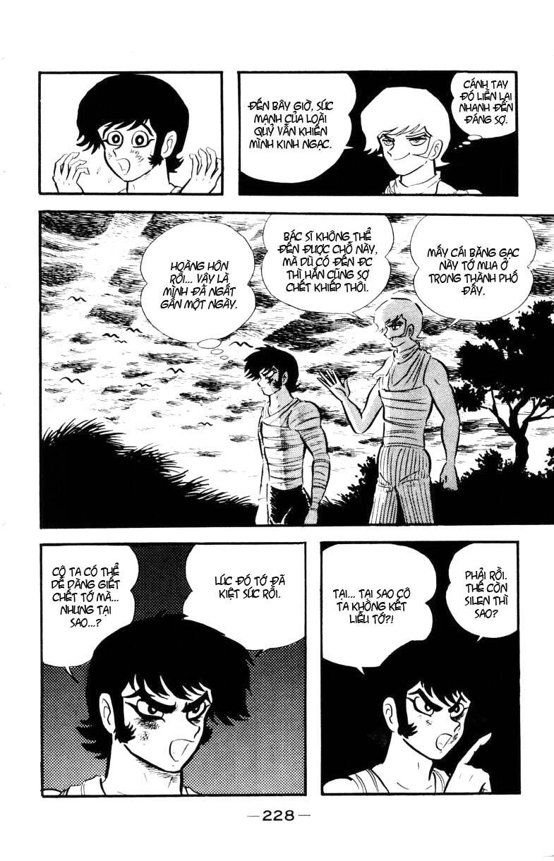DevilMan chapter 9.2 trang 14
