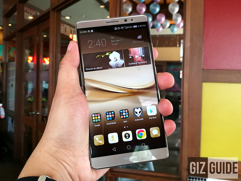 Huawei Mate 8 Review - The Beastly High End Phablet
