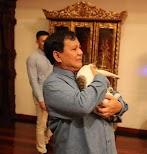 Awal Perjumpaan Prabowo dan Bobby The Cat