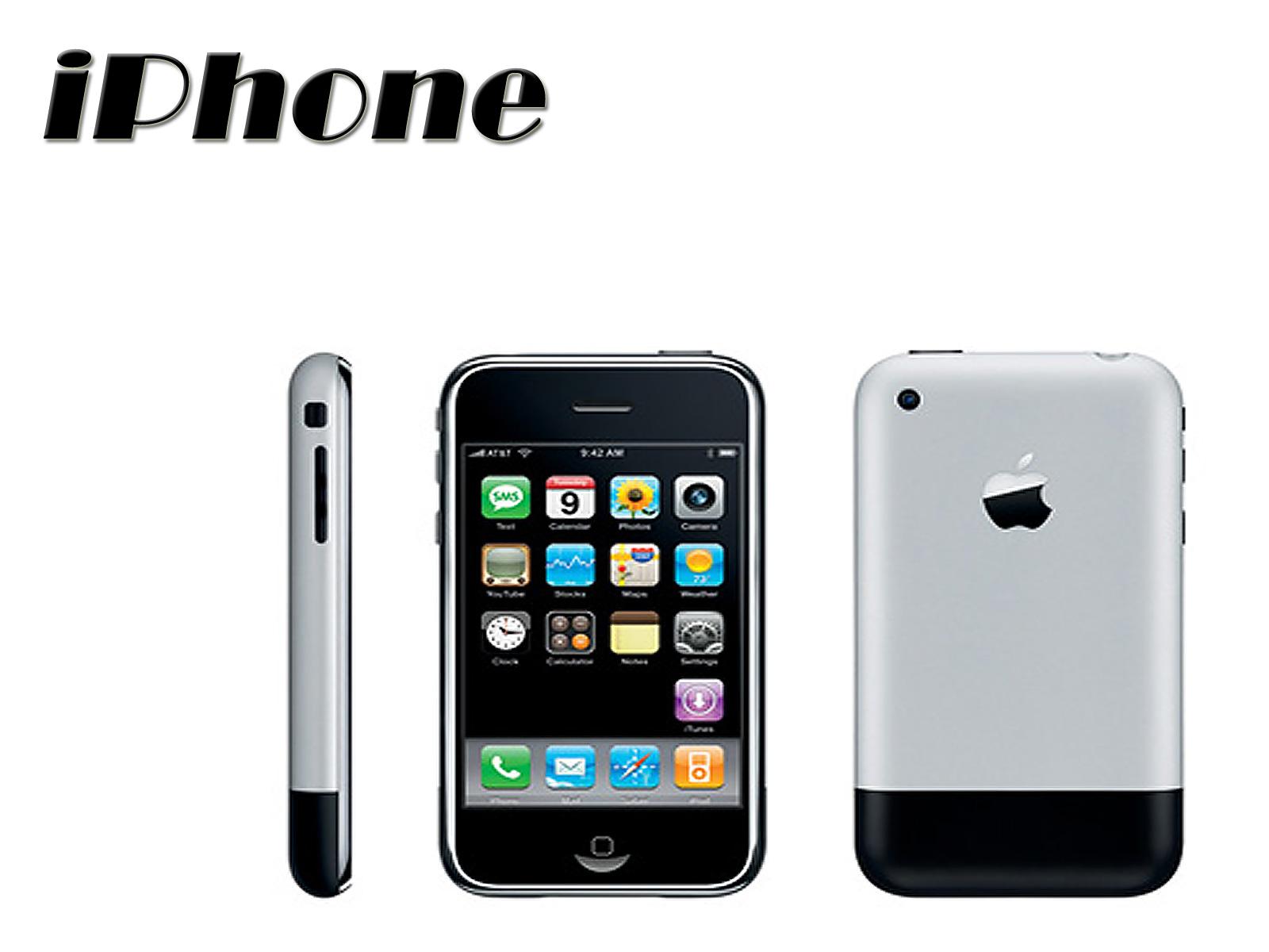 Conoce la historia de la creaci n del primer iphone te va - Best primer for wallpaper ...