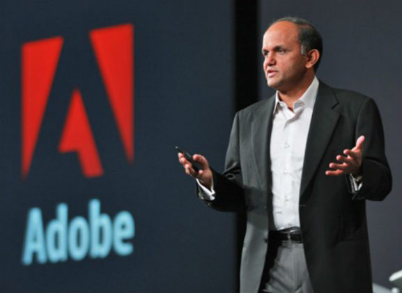 Hyderabad Public School produced CEO Adobe
