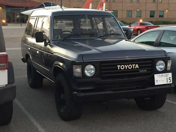 1986 Toyota HJ60 For Sale