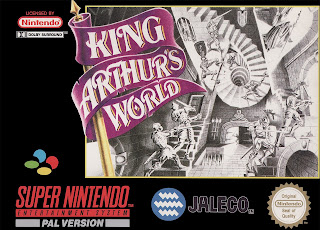 King Arthur's World (BR) [ SNES ]