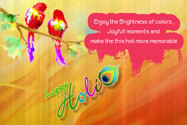 Top Best HD Cards Of Happy Holi Along With Latest Wishes, Message, Quotes & SMS Of Holi 2017