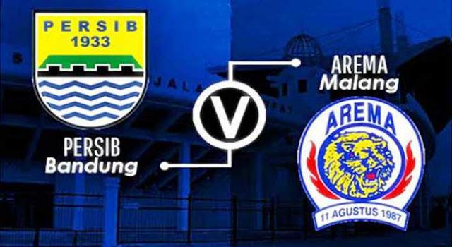 Jadwal Persib Bandung Hari ini