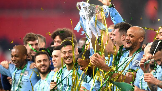 Manchester City Defeat Chelsea FC On Penalties To Retain FA Cup Trophy