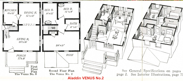Aladdin Venus no 2 floor plan