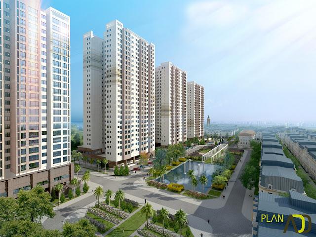 Dự án chung cư The K Park Hà Đông