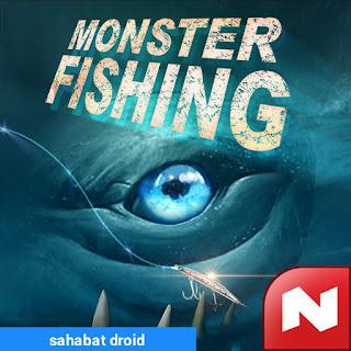 Real Monster fishing 2018 mod apk