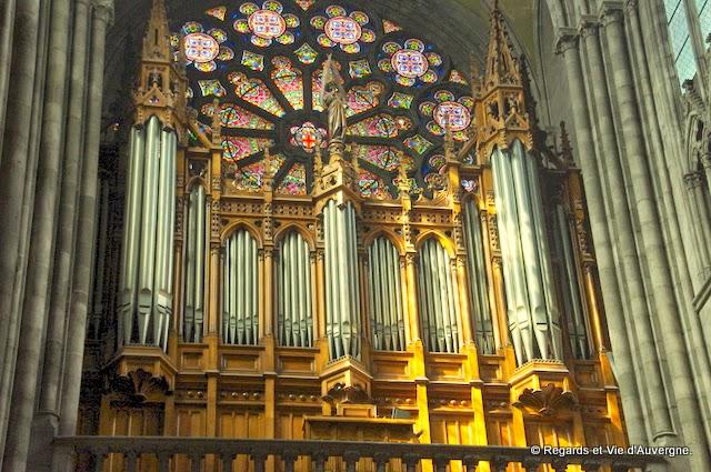 Cathédrale de Clermont-Ferrand.