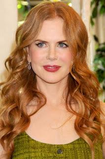 نيكول كيدمان (Nicole Kidman)، ممثلة أسترالية