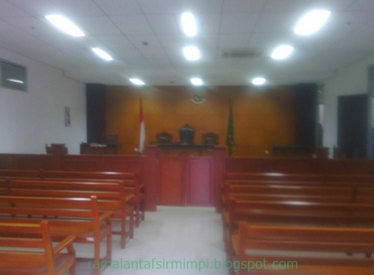 pengadilan adalah sebuah badan atau instansi resmi yang melaksanakan sistem peradilan ber 9 Arti Mimpi Melihat sebuah Pengadilan Menurut Primbon Jawa