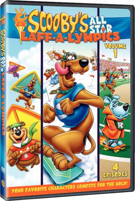 Scooby şi Vedetele  Olimpiada râsului