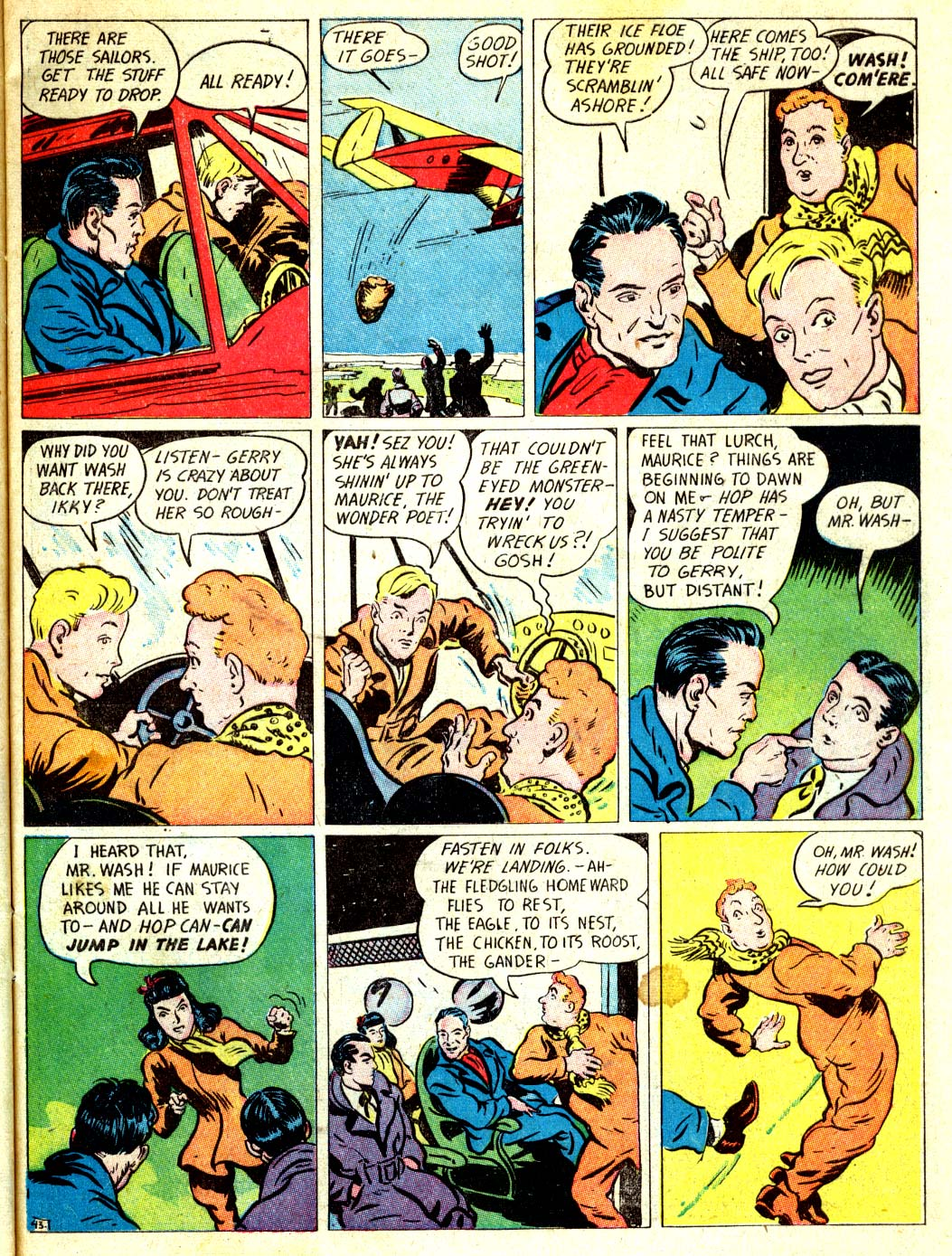 Read online All-American Comics (1939) comic -  Issue #11 - 19
