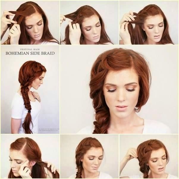 Peinados De Frozen De Anna Y Elsa Cortes De Pelo De Moda Para Ti
