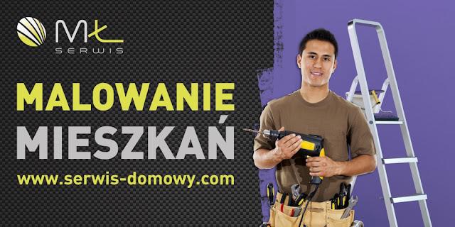 Malowanie Biura Sklepu Warszawa Śródmieście Mokotów Ursynów Białołęka Żoliborz Bielany Wilanów