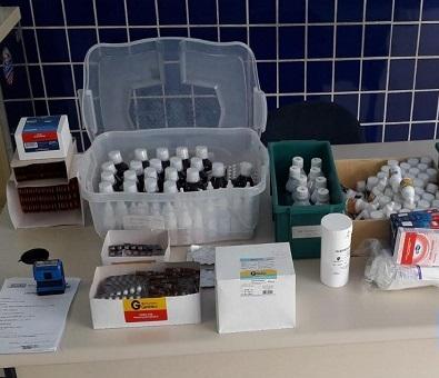Polícia recupera medicamentos e objetos furtados de Unidade Básica de Saúde em Ouricuri