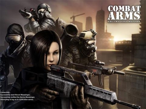 تحميل لعبة الاسلحة القتالية Combat Arms للكمبيوتر والاب توب