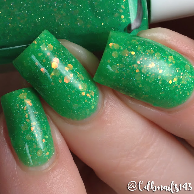 Glam Polish-That's A Bowtruckle… Right!